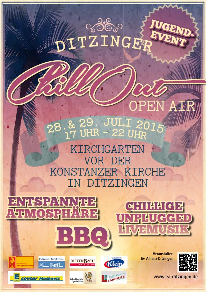 Ditzinger ChillOut 2015