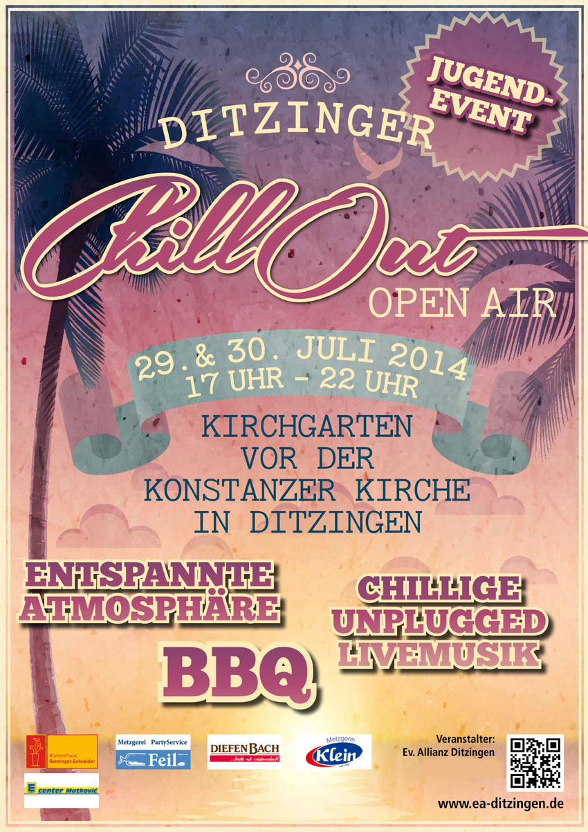 Ditzinger ChillOut 2014