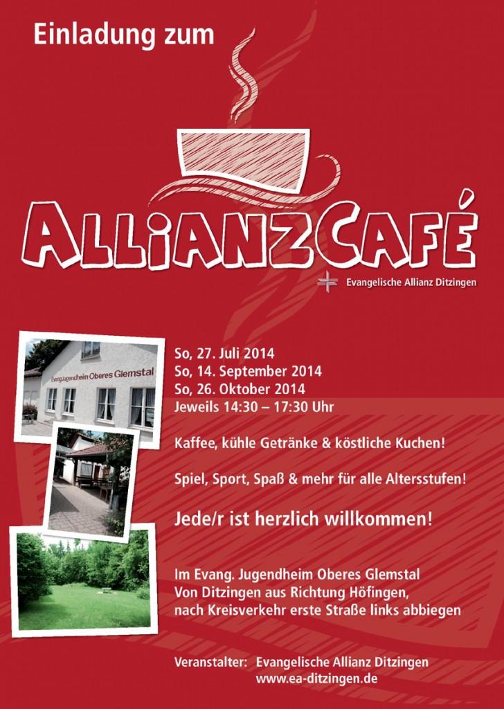 Allianzcafe 2014